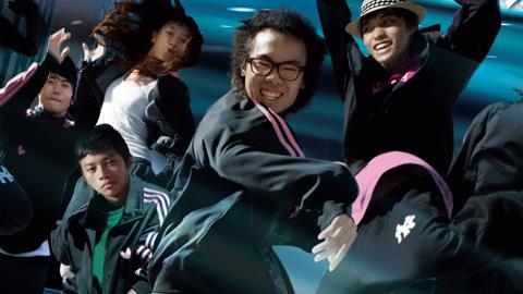 CNEX纪录片:街舞狂潮