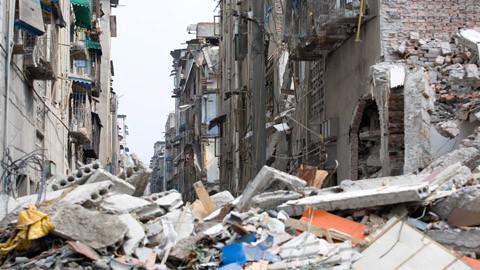合肥工业大学公开课:建筑物震害分析与防震对策\t